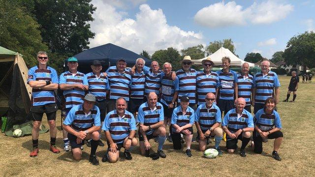 Salisbury Walking Rugby Festival