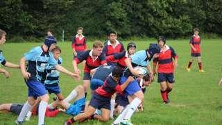 2016 U14 Cooney Cup – Sackville 56  v   7 Imberhorne