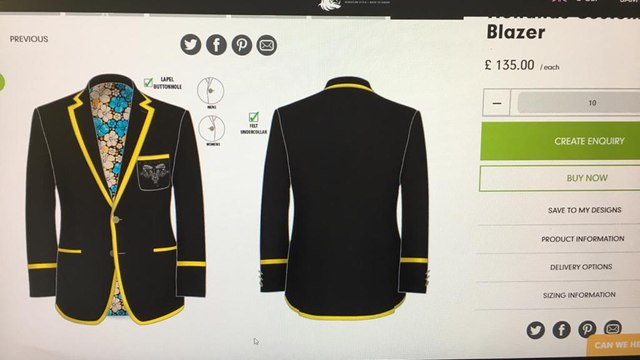 Blazers now Available
