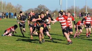 Shipston U16s win Warwickshire cup pool convincingly