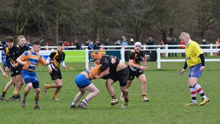 Shipston lose out to Old Leams