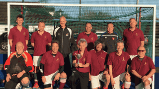 Suffolk Mens Over 50's