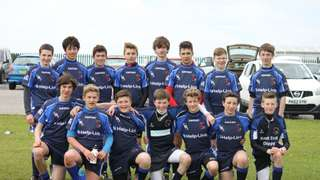Under 14's Put Out Strong Squad For Local Derby