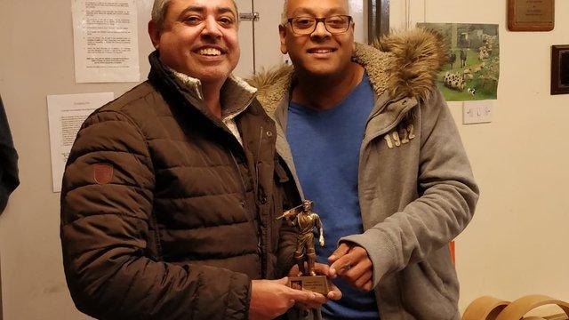 Awards Winners - AGM 2018