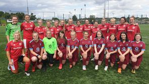 Barnsley Women's FC Ladies vs Newcastle United Womens FC