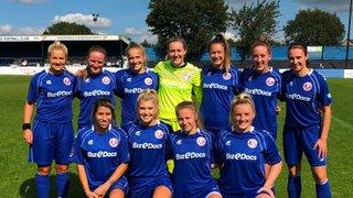 Bradford City Women vs Barnsley Women FC