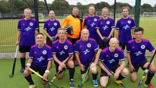Mens Vets see tough test against Winchester