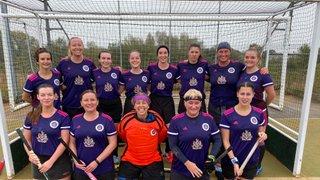 Womens 2nd team narrowly defeat Southampton University