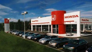 Honda West Promotion for Canuck Members