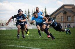 Rugby season kicks off @CalgaryRugby