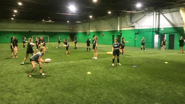 Winter Training - Canucks Junior Rugby