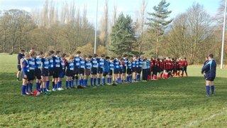U13's County Cup Round 2 - Blaydon 09.11.14