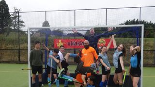 Getting ready for the new season at Thame Hockey Club