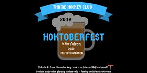 Hoktoberfest 18 October 2019