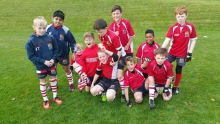 Things looking up for U10's