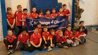 Under 10's @ Challenge 4 Change