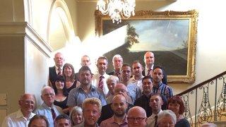 Civic Reception 25th June 2014