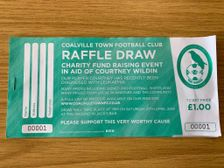 Raffle Tickets Now On Sale