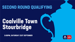 FA Cup Draw - Second Round Qualifying