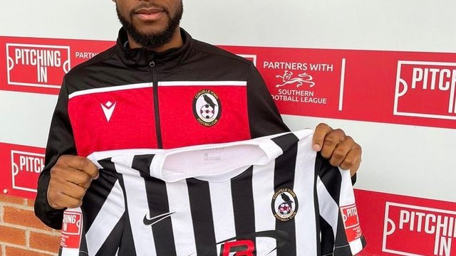Herve Pepe Signs for the Ravens