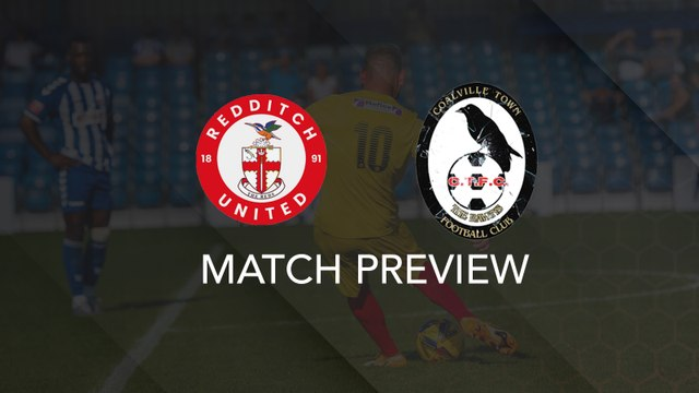 Redditch United - Match Preview