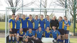 Mens 1st XI - MBBO Prem 2 League Winners 2013/14