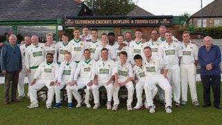 Championship Winning Celebrations - 2015!
