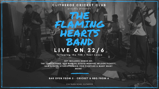 T20 for £2.20 & The Flaming Hearts LIVE (22/6)!