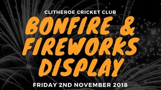 Bonfire & Fireworks Night Sponsors