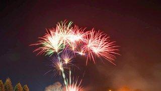 Clitheroe CC Bonfire & Fireworks Display 2019