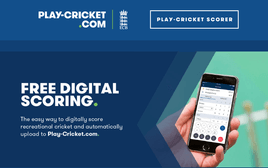 ECB Play-Cricket Scoring App training - For all Scorers Please RSVP