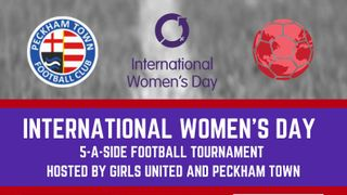 Sign up for IWD 5-a-side football tournament