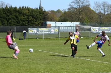 Marcus Black grabs Peckham's second goal