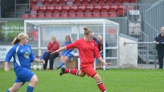 Bideford AFC Ladies 5, Ilfracombe 2