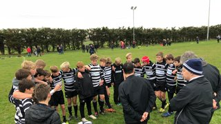 U13's display resilience and spirit against a dynamic Olney team
