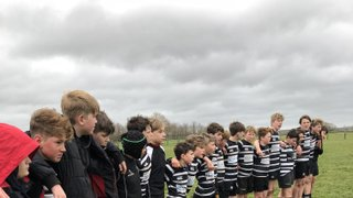 Chinnor u13's triumph against the conditions