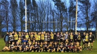 Tour match friendly: Walcot / Avonvale Colts Barbarians 41 – 48 Danville Oaks RFC Colts