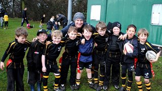 WASPS U7's into the semi-finals!