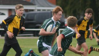 Under 13 First game of the Season