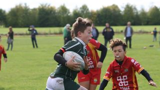 U13 - Saffron WRFC vs Cambridge vs Newmarket