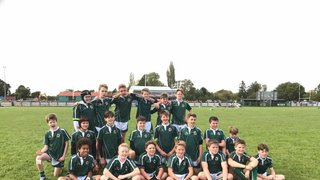 U13's - Saffron Walden looses their way to a tight match.