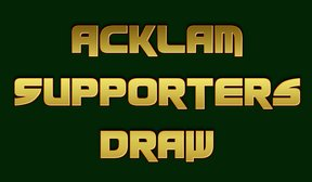 January Supporters Draw