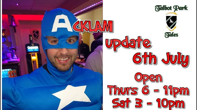 Acklam Tales - Weekly update