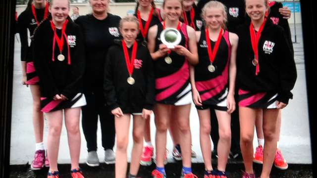 Year 7 Pinks Win Pontins Plate
