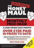 Money Maul winners - March - Is it You?