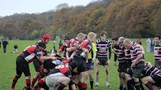 Beccahamians 2's vs Greenwich Rfc