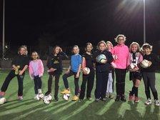 Coming Soon..'WILDCATS GIRLS FOOTBALL 5-11 Years'
