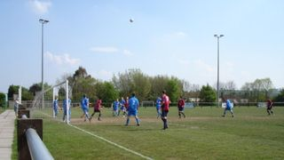 23 April 2011 - 1st v Kirkby and NAA v Durham Ox