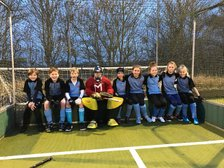 Thame Mixed U12 - Wallingford Plate Cup - Champions!