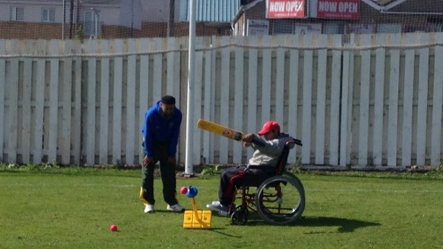 Cricket and disability project